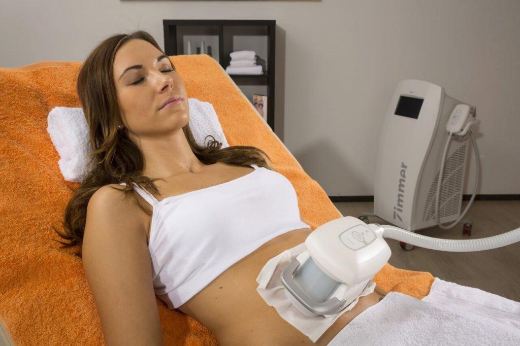 Fettfrys av mage - Veritaskliniken