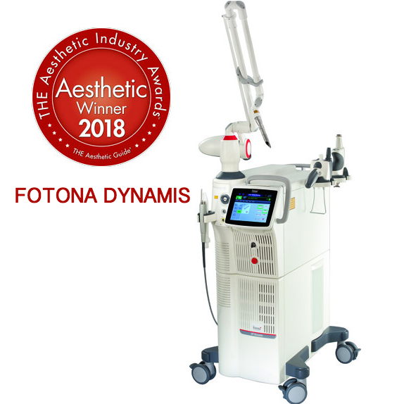 LASER- FOTONA DYNAMIS - AESTHETIC INDUSTRY AWARD 2018