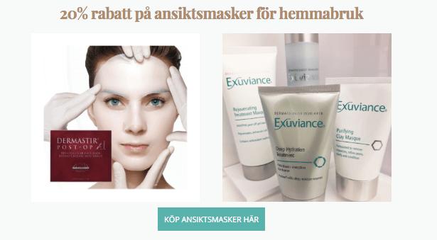 Rea på ansiktsmasker