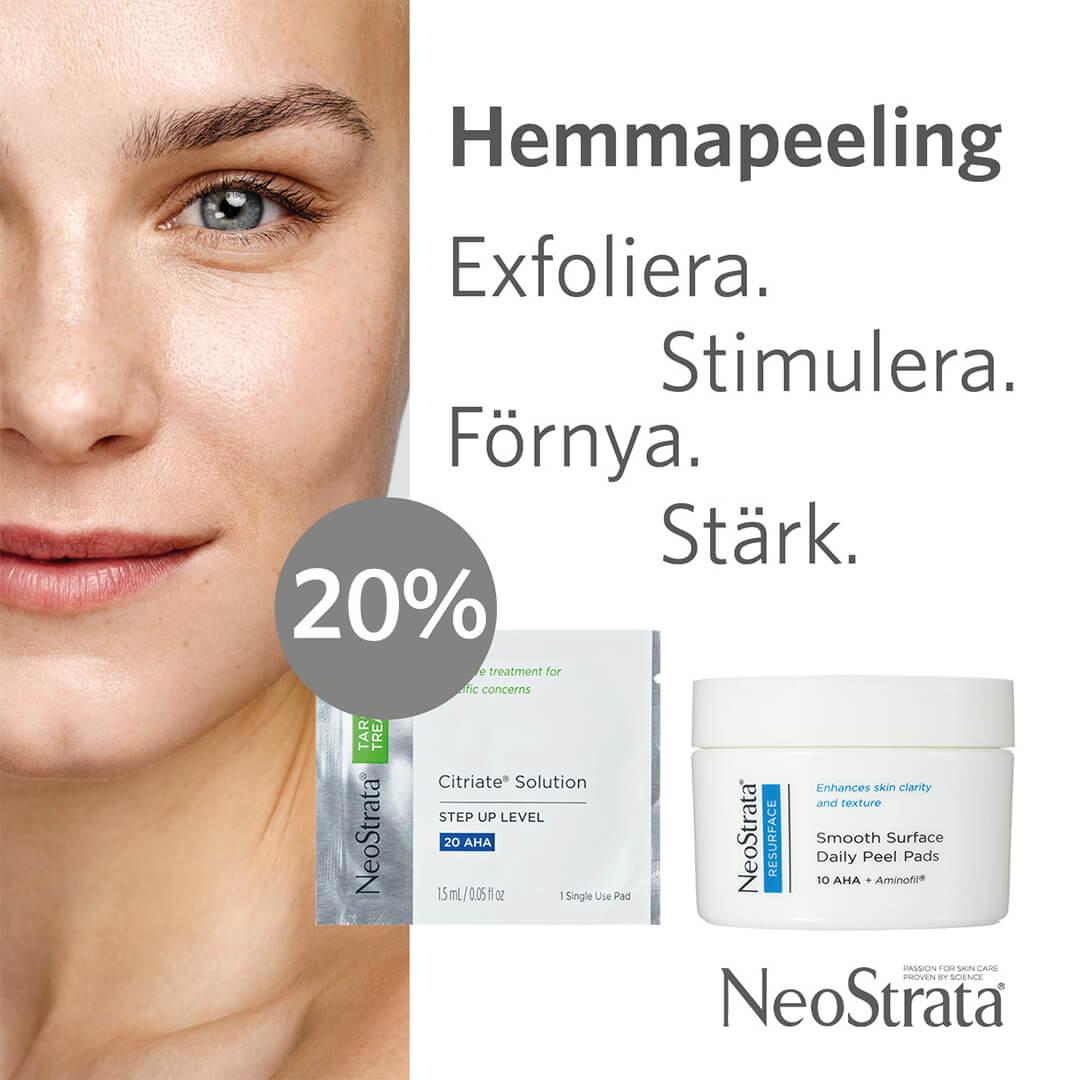 Neostrata Kemiskpeeling för hemmabruk